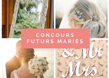 Grand Jeu Concours Futurs Mariés