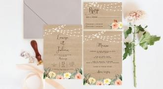 Oui Designs - Faire part de mariage & Papeterie de mariage
